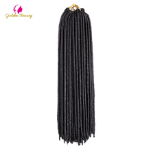 Synthetic Extensions 18inch Locs