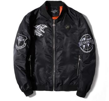 Bomber jackets men jacket in the spring of 2020 the new youth baseball uniform han edition leisure trend