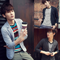 21014 men's spring clothing small male blazer suit slim small suit jacket fashion