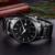 2016 nova moda curren relógio calendário homens de negócios masculino casuais de design da marca de luxo em aço inoxidável relógio de pulso de quartzo presente 8106