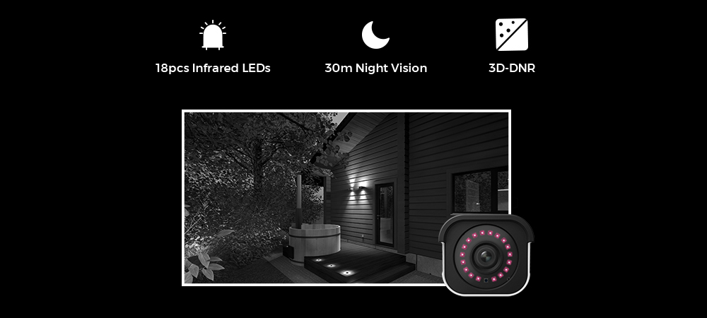 Reolink 4K IP Nightvision PoE 8MP Outdoor Security Camera 9