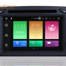 Car DVD player GPS Navigation For Mercedes Benz W203 W209 W463 Viano Vito W168 multimedia
