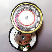 40MM 250ohm High resistance without pattern DIY repair headphone speakers Unit For H777