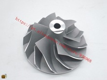 GT2052V  Turbocharger Compressor Wheel 38.2mm*52mm,6/6 blades supplier AAA Turbocharger parts