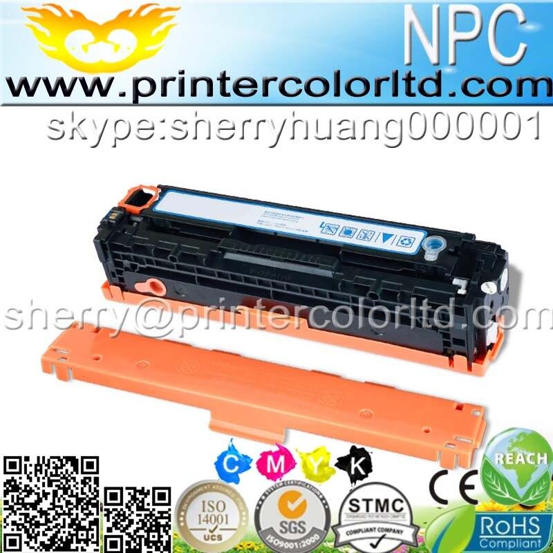 Color Toner cartridge for HP Laserjet Pro 200 M251nw m276nw 131a CF210A CF211A CF212A CF213A sergio belotti 1858 milano black sergio belotti