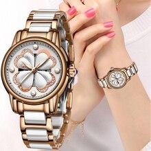 SUNKTA2019 New Listing Rose Gold Women Watches Quartz Watch Ladies Top Brand Luxury Female Watch Girl Clock Relogio Feminino+Box парка tenson tenson mp002xm1k2y9
