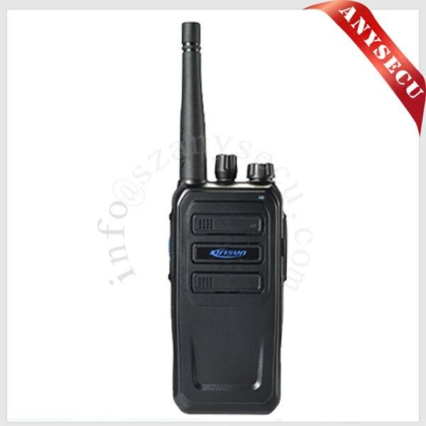 Compact Size and Simple Operation S765 (FP420) two way DIGITAL radio kirisun radio