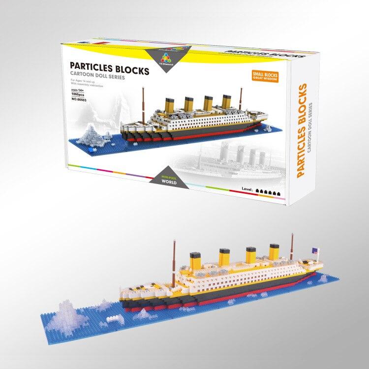Achetez en gros titanic bateau en ligne des grossistes for Construction 3d en ligne