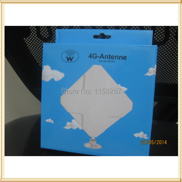 35DBI SMA Male 2x External Antenna For HUAWEI B593 Vodafone B2000 3G/4G LTE Wireless Wifi Router Gateway