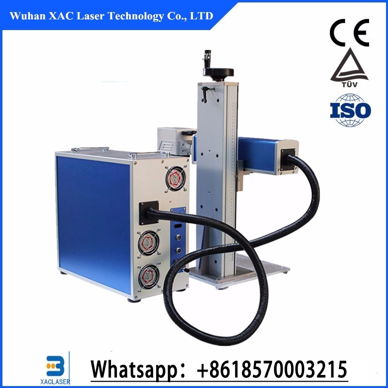 Factory Direct Sale Cheap Price 20w/30w/50w MOPA Color Laser Marking Machine For Color Marking