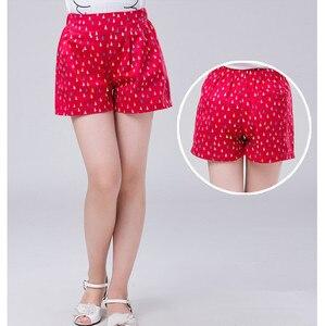 Image 5 - 4 tot 14 jaar kinderen & tiener meisjes zomer geometrische print zoete snoep kleur katoen casual shorts meisje mode korte bodems