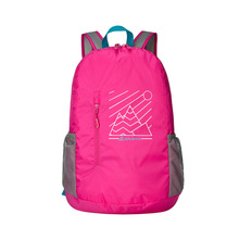 6 Colors 2016 New Outdoor Sport 15L Double-shoulder Skin Back Bags Men Women Lightweight Thin Foldable Hiking Climbing Backpacks