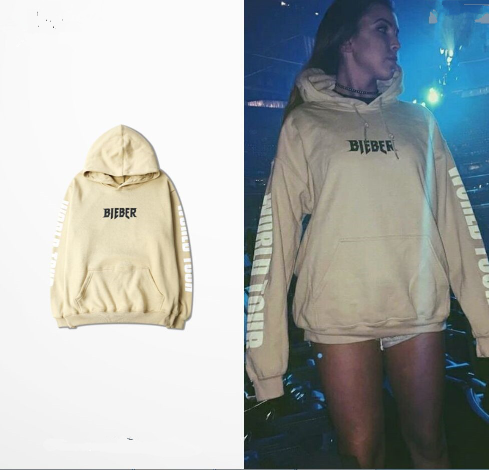 n 2017 justin bieber vetements hoodie oversized. Black Bedroom Furniture Sets. Home Design Ideas