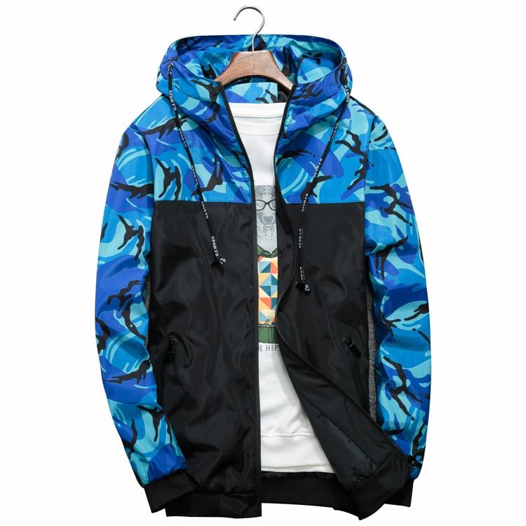 HTB1o9c7J25TBuNjSspcq6znGFXaZ NaranjaSabor Spring Autumn Men's Jackets Camouflage Military Hooded Coats Casual Zipper Male Windbreaker Men Brand Clothing N434
