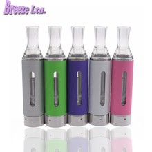 50pcs/lot MT3 Atomizer E cigarette rebuildable bottom coil Clearomizer tank for EGO battery Multi-color Atomizer Free shipping