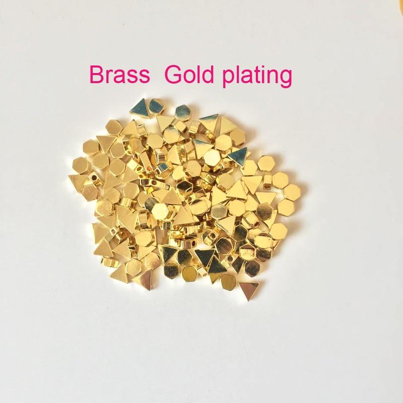 Brass gold