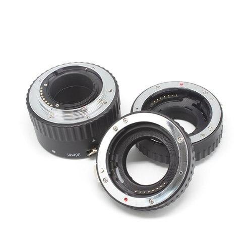 Meike S-AF-A Juego de anillos de tubo de extensión macro de enfoque - Cámara y foto - foto 6
