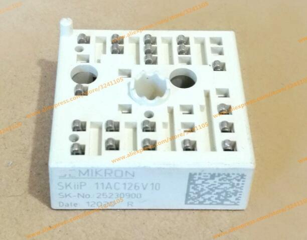 Free shipping NEW SKIIP11AC126V10 SKIIP 11AC126V10 MODULE free shipping new skiip11nab063t1 skiip 11nab063t1 module