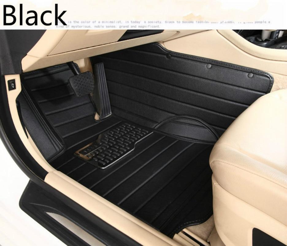 FreeShip All Surrounded Durable Special Car Floor Mats For BMW X1 X3 X4 X5 X6 Z4 I8 M3 M4 M5 M6 I3 X5M X6M M2 Waterproof Carpets молоток жестянщика brigadier со сменными бойками