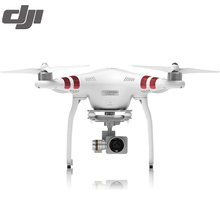 Original Cámara FPV Quadcopter Drone DJI Phantom 3 Estándar con 2.7 K Cámara de ALTA DEFINICIÓN y 3 Ejes Cardán GPS Drone RC Relicopter
