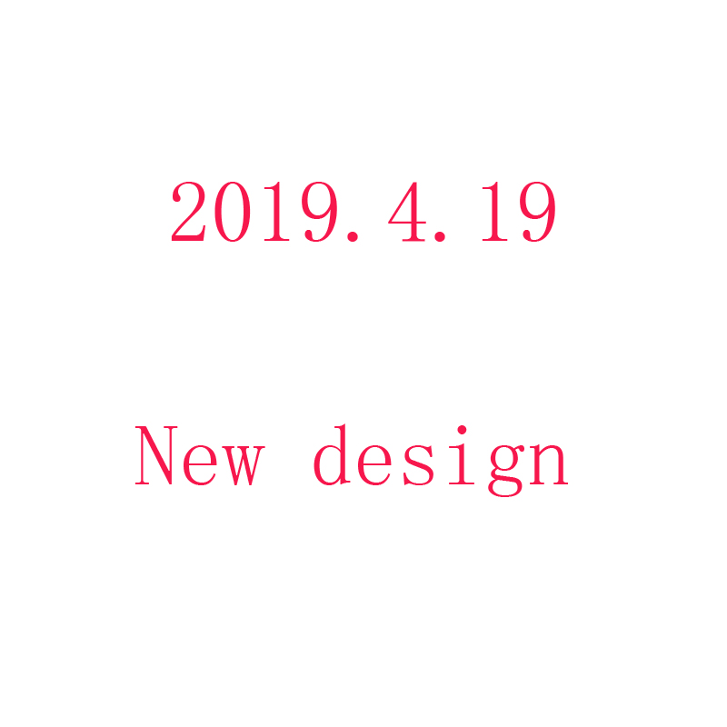 2019 4 19 New design
