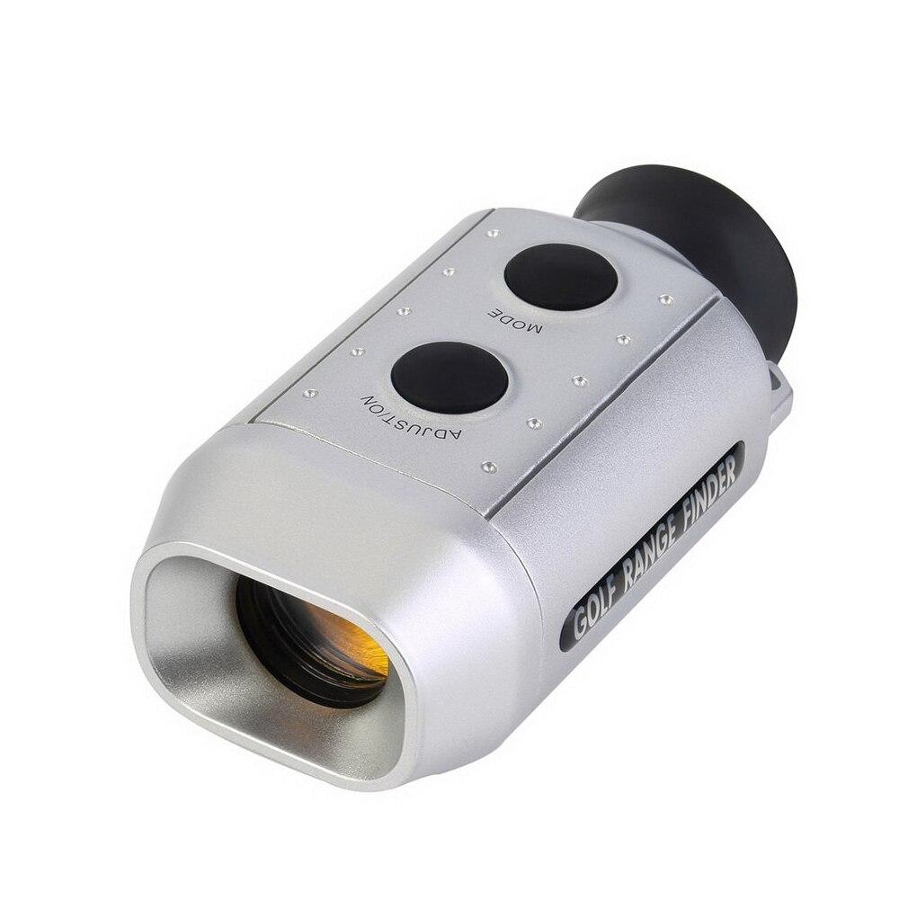 7 x диапазон цифрового Гольф искатель дальномер Портативный дальномер