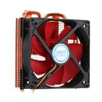 PCCOOLER CPU Cooler 2 Heatpipes Radiator Graphics Card Cooler For NVIDIA AMD Cooling VGA Fan 100mm
