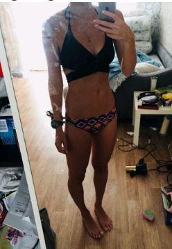HTB1o9fBPbrpK1RjSZTEq6AWAVXa3 Halter Swimwear Bikini 2019 Thong Bikini Blue Set Women Bikini Brazilian Swimwear female Biquinis Push Up Swimsuit