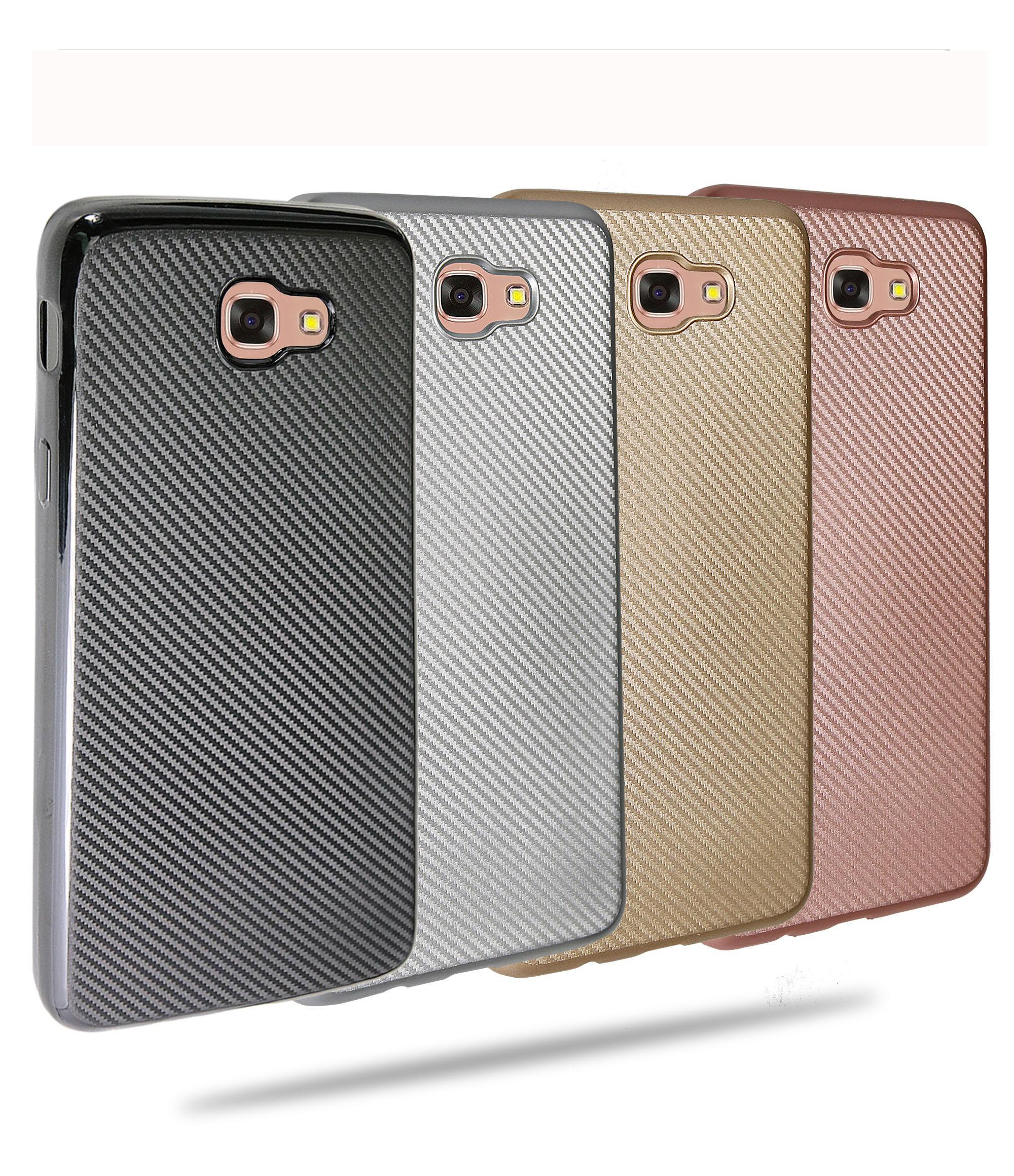 Premium Carbon Fiber Soft Tpu Cover For Samsung Galaxy J1 Mini J5 J7 Softcase Thin Droff Matte Black Prime Back Sillion On5 On7 2016 Case Phone Capa Conque Bag