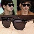 2017 gafas de Sol Calientes de Las Mujeres Del Diseñador de Moda Los Hombres gafas de Sol de tom TF9258 Coating oculos Retro Moda gafas de sol Gafas de Sol marca