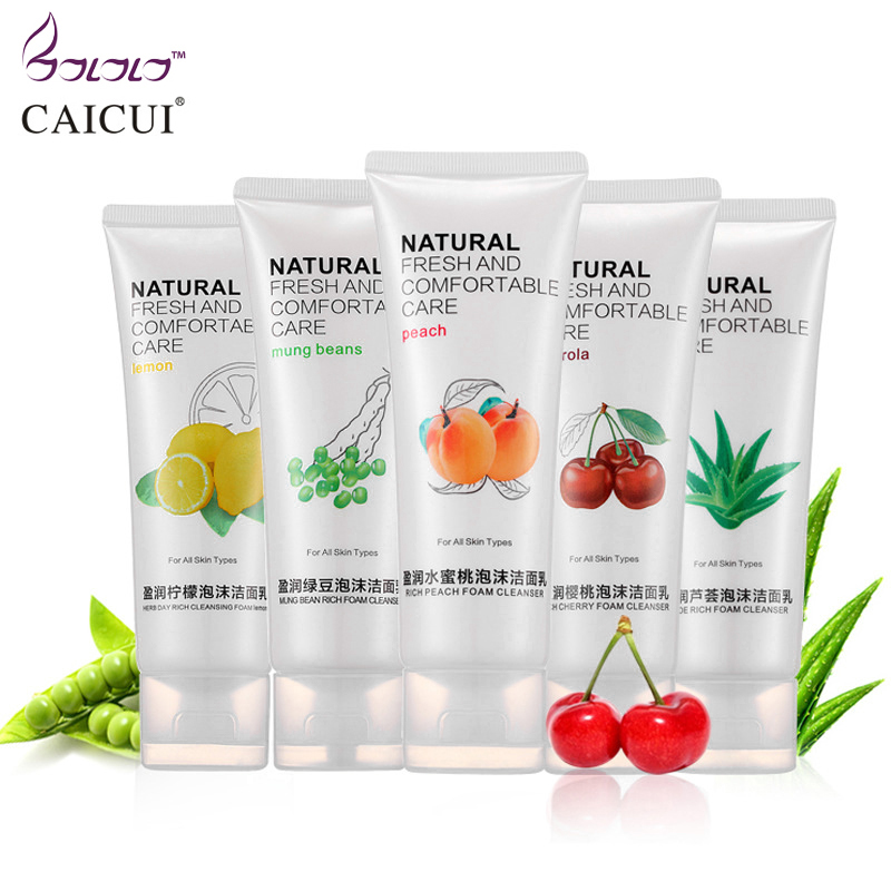 caicui vitamin essence cleansing cream cleaner pores whitening face care oil-control blackhead pigment plant skin care hydrating renew avalon organics vitamin c hydrating cleansing milk 8 5 ounce bottle pack of 6
