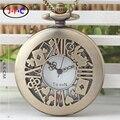 Новая модель Алиса Мечта серии Полые Туба Цветок Ключ Кролик Суд Ретро кварцевые карманные Часы DS323