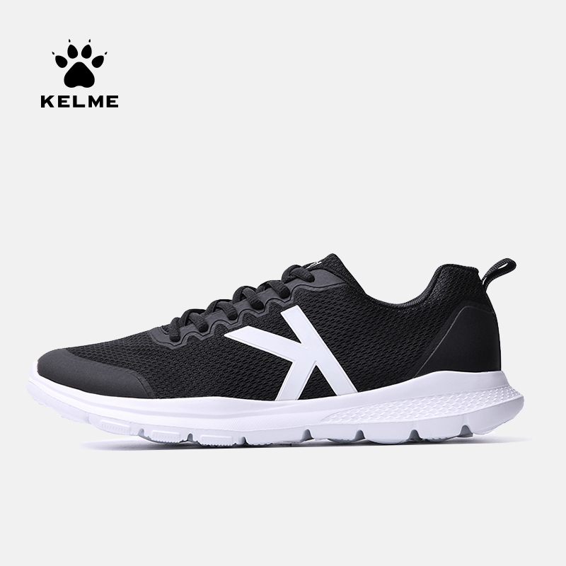 KELME Sport Running Shoes Breathable Mesh Outdoor Shoes Men s Sneakers Cushioning 6971503