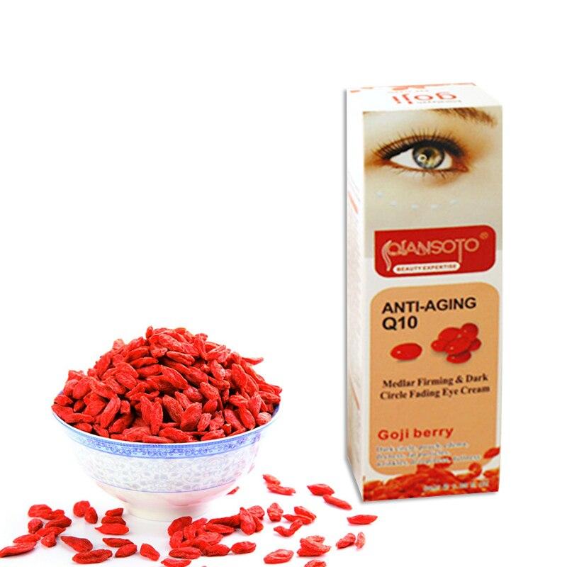 Lanthome Original 24k GOJI cream Anti dark circles Advanced night repair eye Remove dark circles under eyes Instantly ageless