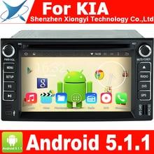 for KIA Cerato Spectra Sorento Carens Sportage Capacitive Android Vehicle Car DVD GPS Radio WiFi Bluetooth easy-Connection Radio