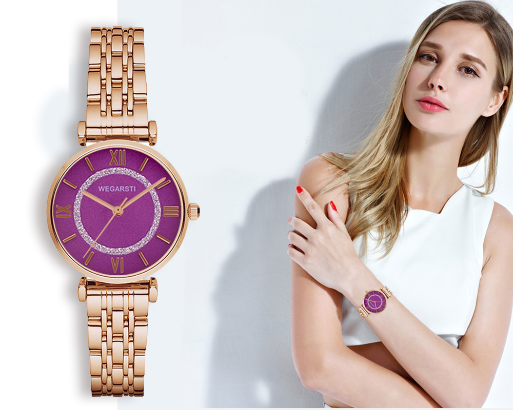 6 Fashion Colors Brand Luxury Women S Casual Watches Waterproof Watch Women Dress Watch High Quality