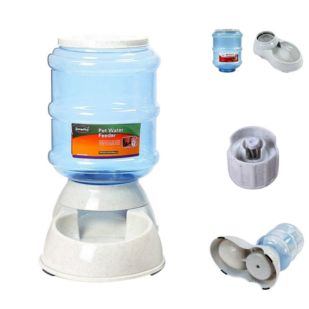 water automatic bowl feeder and for product pets drinkers cat animal dog drinking waterer pet