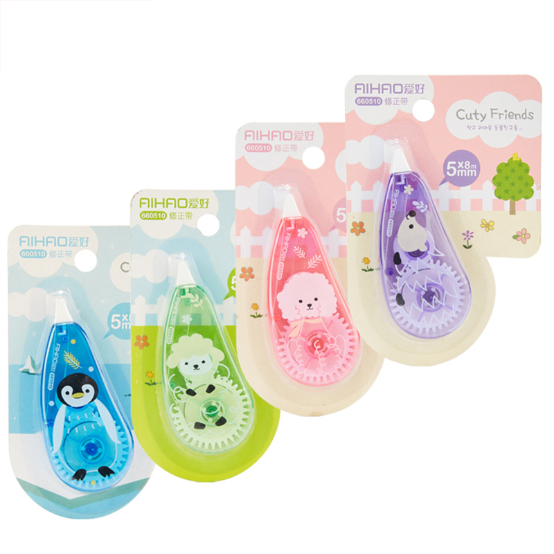 5mm*8m correction tape Mini correcting tapes stationery Offis