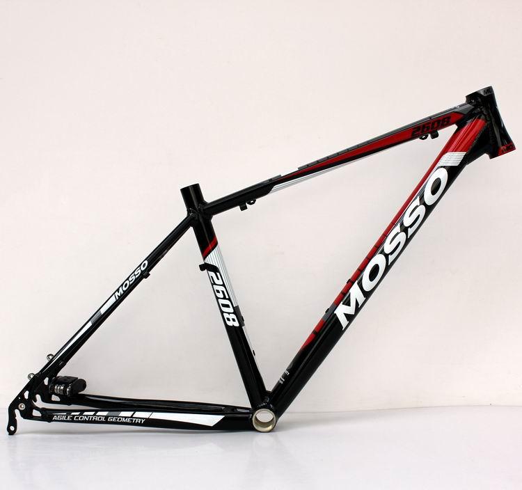 Heißer fahrradrahmen MTB authentische MOSSO 2608 aluminiumlegierung ...