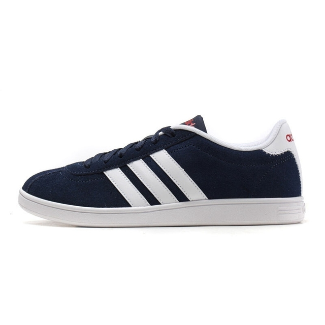 ADIDAS Original New Arrival 2017 Mens NEO Label Classic Skateboarding Shoes Low Top Sneakers For Men