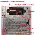 3 шт./лот Тестер совета 8 в 1 ЖК-дисплей и Дигитайзер Сенсорный экран для iphone 4 4S 5 5S 5C тест Вибратор зуммер динамик + flexs