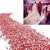 500Pc Silk Rose Artificial Flowers Romantic Wedding Decoration