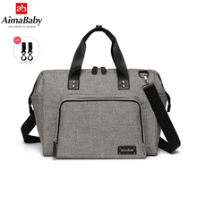 AIMABABY large diaper bag organizer nappy bags maternity bags for mother baby bag stroller diaper handbag bolsa maternidade недорго, оригинальная цена