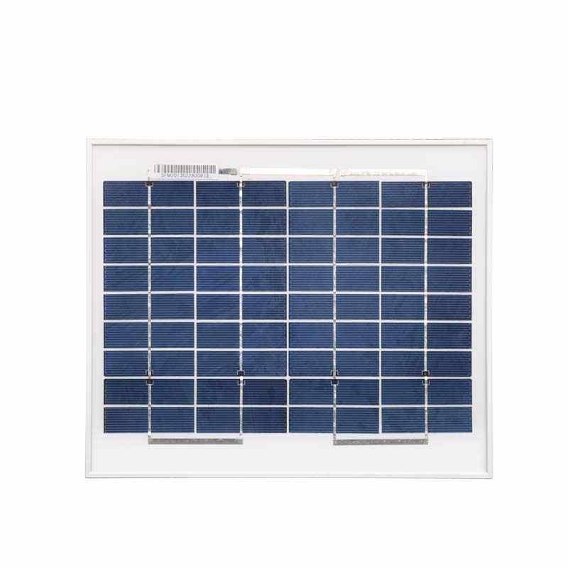 2 قطعة/الوحدة لوحة طاقة شمسية 10 واط متعدد البلورات panneau solaire 12 فولت fotovolkica وحدة 20 واط 18 فولت البطارية الشمسية الصين مصغرة قبالة الشبكة