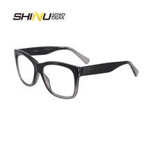 Progressive Multifokale Lesebrille Frauen Männer Lesen Brillen Sehen In Der Nähe Weit Brillen Unisex Presbyopie Brille 9966