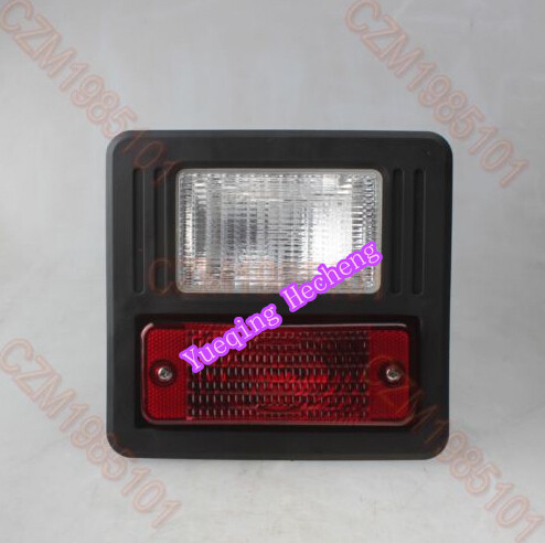 Tail Light Lamp Assembly Loader Rear Door Light for A300 S130 for great wall pickup truck wingle 6 tail lamp assembly rear lights assembly