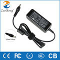 Original Zoolhong 19V 2.1A  5.0mm*3.0mm  AC Adapter for Samsung N130 N140 N145 N148 N150 NC110-P01/P02/P03 40W