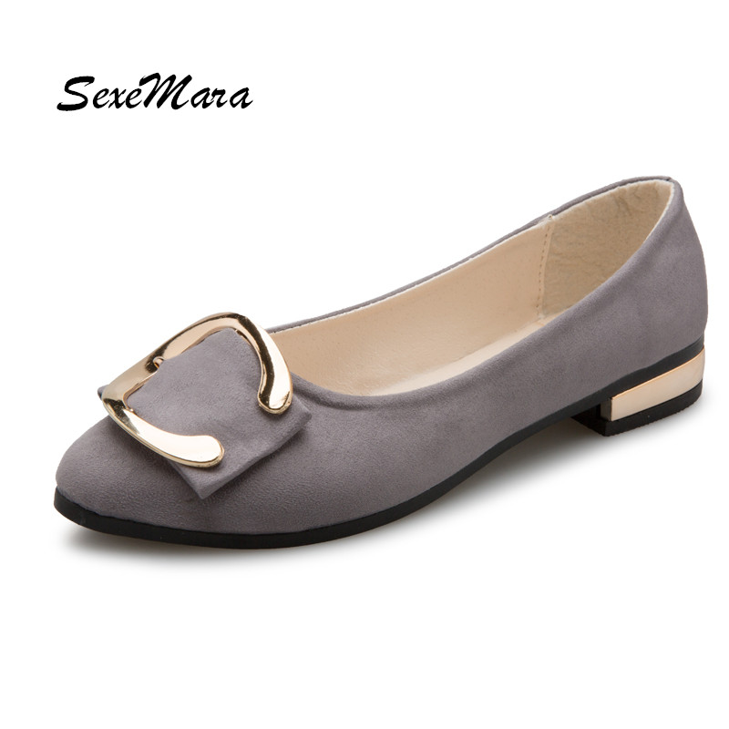 Summer Women Flats Pointed Toe Single Shoes Woman Slip On Flat Shoes Lady Platform Shoes Comfort Casual Shoes Flats Zapatos spring summer women flat ol party shoes pointed toe slip on flats ladies loafer shoes comfortable single casual flats size 34 41