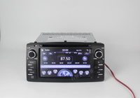 great sale! 2 din 6.2inch windows ce system car gps dvd player for BYD F3