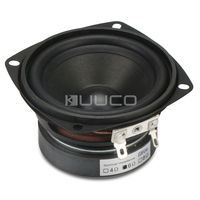 Full Range Speakers 3 Inches 6 Ohms 15W High Grade Audio Speaker Small Stereo Louderspeaker Satellites